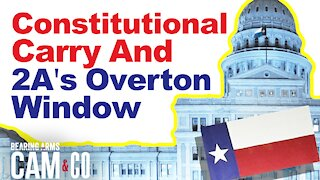 Constitutional Carry And The 2A's Overton Window