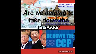 US Marines w/ Taiwan military invade mainland China