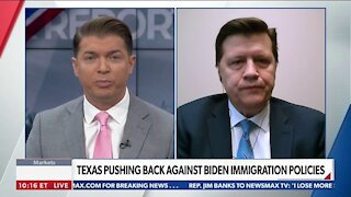 TEXAS PUSHING BACK AGAINST BIDEN IMMIGRATION POLICIES