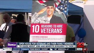 VA Clinic Holds Veteran Open House