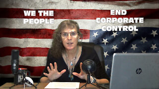 The Connie Bryan Show February 1st, 2021 Clip: They See YOU as a 'CAPTURED CORPORATE COMMODITY'