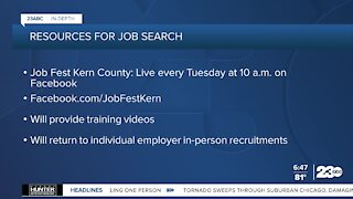 Kern Back in Business: Resources available to get back to work