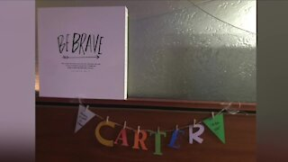 Littleton couple creates Carter's Cause after losing son to premature birth