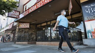 New Stay-At-Home Orders Affect California Small Businesses