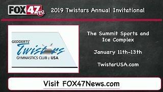 Around Town Kids 1/11/19: Twistars Annual Invitational