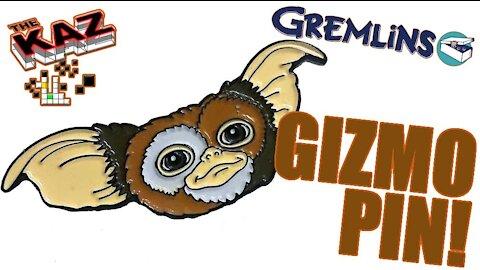 Gizmo the Mogwai from Gremlins Enamel Pin