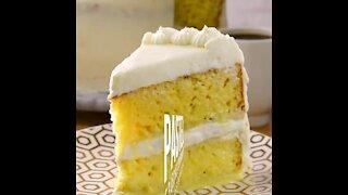 EGGNOG 3 LECHES CAKE