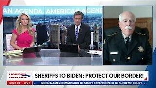 Sheriff to Biden: Protect Our Border