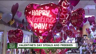 Dont Waste Your Money: Valentine's Day steals and freebies