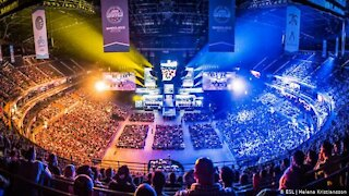 It's time for ESPORTS!!!