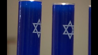 Local Jewish community holds vigil for shooting victims