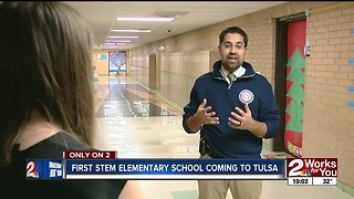 First STEM elementary school coming to Tulsa
