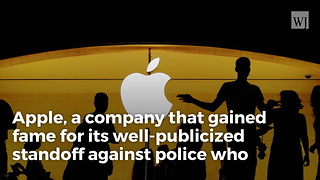 Apple Creating Portal To Give Law Enforcement Agencies Your Data