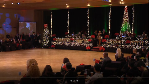 Holiday Dance Classic 2015 Latin C Final