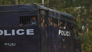 White House Calls For Release Of Myanmar Detainees