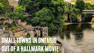 Ontario Small Towns That Feel Like The Set Of A Hallmark Movie In The Summer