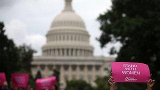 California, 20 Other States Suing Over New Abortion Rule