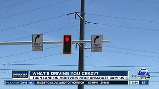 What's Driving You Crazy? A Double Turn Lane