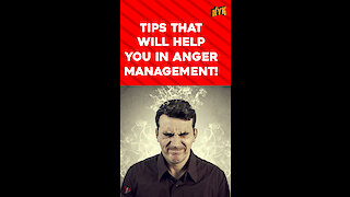 Top 5 Tips For Anger Management *