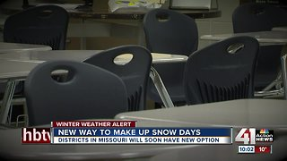 MO schools consider making days longer to make up for snow days