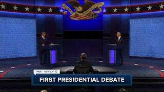TMJ4 breaks down the presidential debate