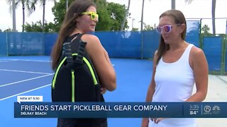 Delray Beach women create gear tailored for pickleball players