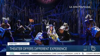 Theater offers different experience