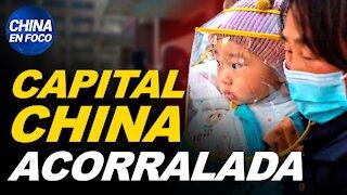 Capital de China queda acorralada por el virus, encierran a 30 millones y toman acciones extremas