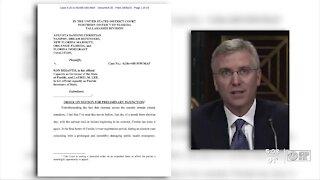 Judge rules against extending registration