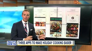 Simplify your holiday cooking with these apps