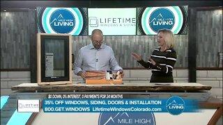 Fiberglass Windows & Premium Siding // $0 Down, 0% Interest, 0 Payments for 24 Months! // Lifetime Windows & Siding