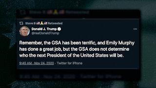 No, President Trump Did NOT Concede