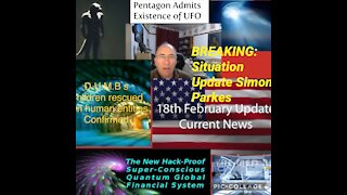 UPDATE w/SIMON PARKES QFS, DUMBS, MedBeds, Military