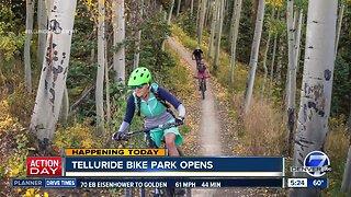 New Telluride bike park opens today