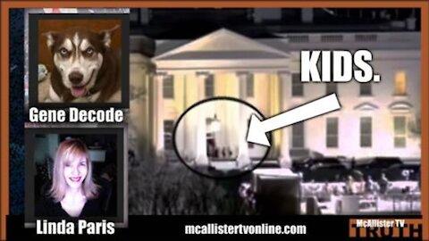 ~GENE DECODE! KIDS EXITING WHITE HOUSE! NON TERRESTRIAL BLOODLINES! BLACK GOO_AI THREAT!~