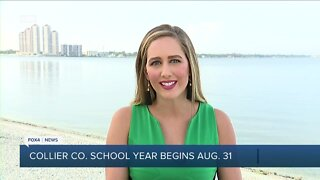 Collier County push back start date