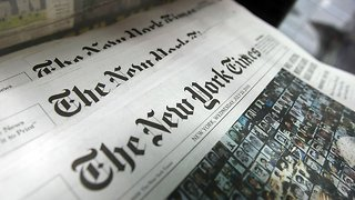 New York Times Publisher Releases Notes On Meeting With Trump