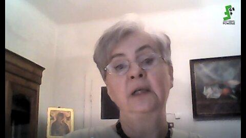 Ewa Pawela: Dziś rozgrywa się partia o wszystko - akty medyczne niekonieczne w paradygmacie materialistycznym