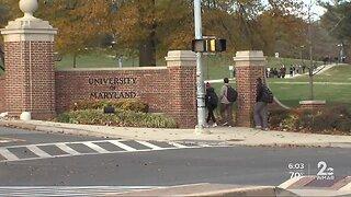 Maryland universities suspending in-person classes