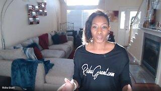 Risha Talks: Being Black in Business