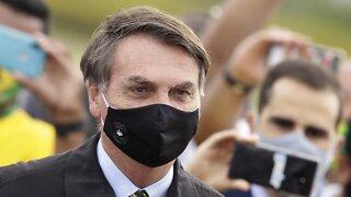 Brazil's President Tests Positive For Coronavirus