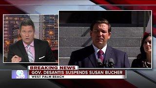 Gov. suspends Palm Beach County Elections Supervisor