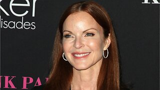 Marcia Cross Says Her Anal Cancer Is Linked To Husband's Throat Cancer