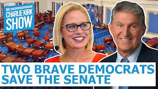 Two Senate Democrats Surprise America