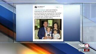 Florida Gov. Ron DeSantis, wife expect third child
