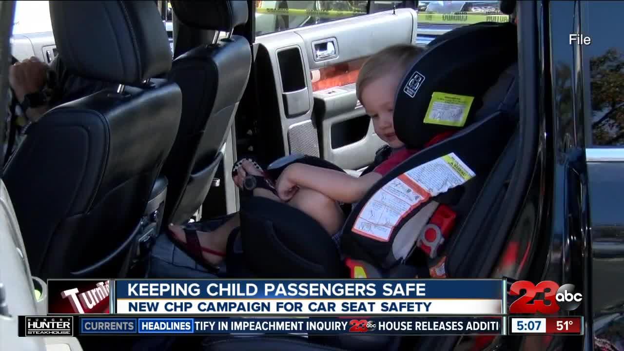 Keeping Child Passengers Safe