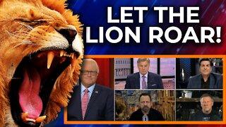 FlashPoint: Let the Lion ROAR! Dutch Sheets, Lance Wallnau, Hank Kunneman & Mario Murillo 
