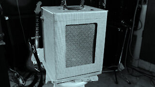 1958 Motorola Tweed Guitar Amplifier