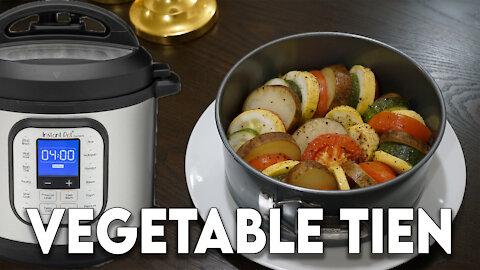 Instant Pot Wednesdays: Vegetable Tien [Vegan]