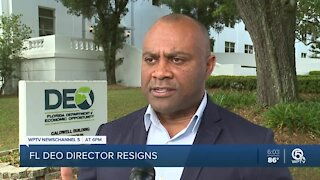 Florida's economic opportunity chief resigns as unemployment struggles continue
